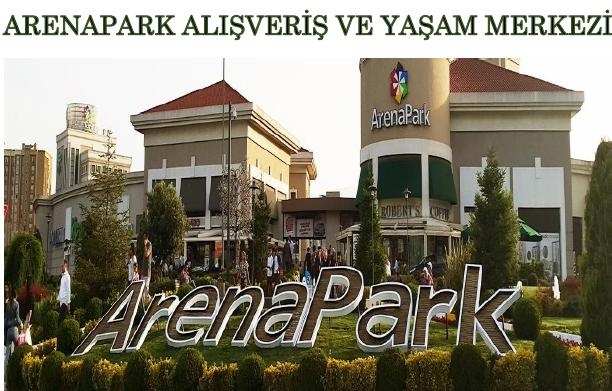 ARENA PARK İKİTELLİ